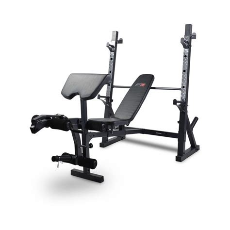 top rated weight benches bodyworx cx857wb deluxe olympic weight bench 80 kg