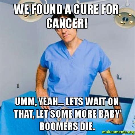 Baby Boomer Meme - baby boomer meme