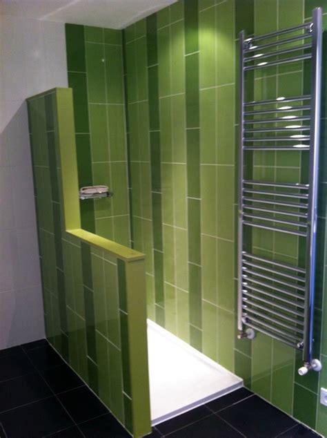 Preciosa  Azulejos Para Ducha #2: Baño-verde-ducha.jpg