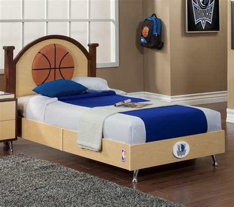 basketball toddler bed dreamfurniture com nba basketball dallas mavericks twin bed