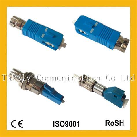 Fiber Optic Adaptor Fc St Sc Lc Simplex china sc fc st lc to sm mm simplex duplex