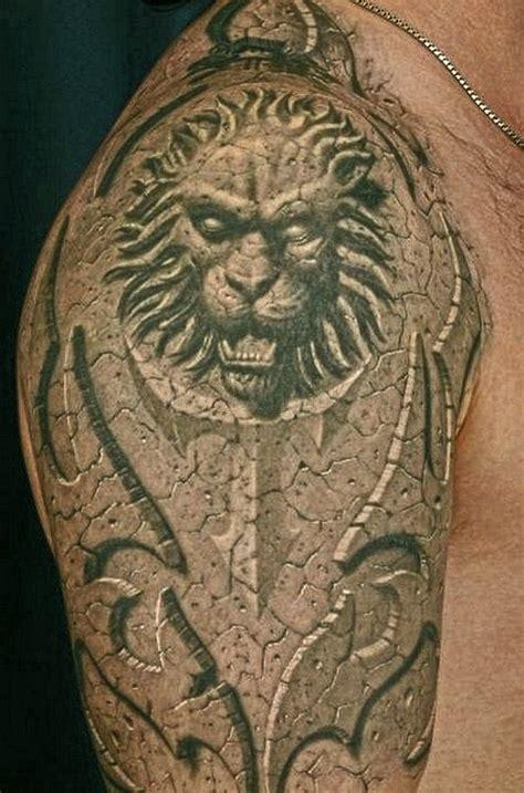 tattoo 3d sun right shoulder 3d sun tattoo for men tattooshunt com