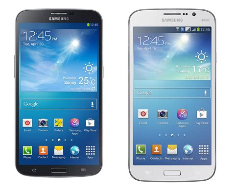 is a galaxy an android samsung announces 5 8 inch and 6 3 inch galaxy mega smartphones android central