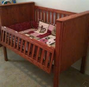 woodwork crib building plans pdf plans