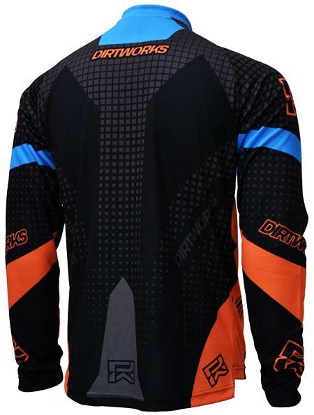 Celana Sepeda Mtb Jogja jersey sepeda whipcore biru orange jual baju jersey celana sepeda mtb
