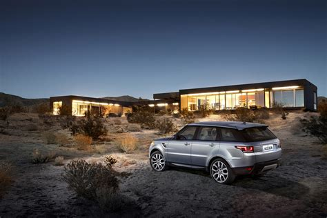2014 range rover sport revealed in new york autoevolution