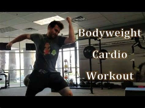 bodyweight cardio workout  ape  fitness gay desert guide
