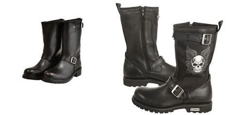 imagenes de botas rockeras 6 tipos de botas para moto pasi 243 n biker