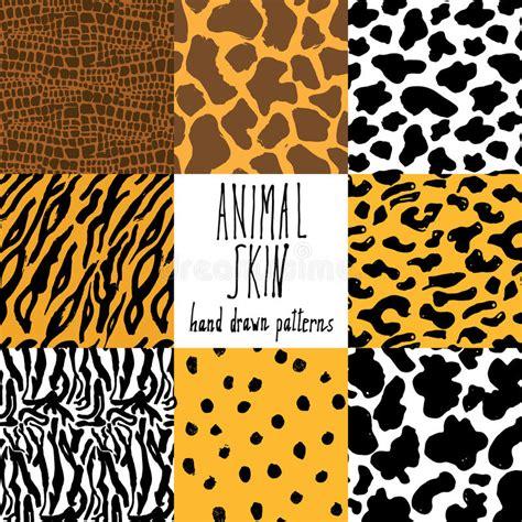 illustration of animal skin texture vector colourbox animal skin hand drawn texture stock vector image 58474077
