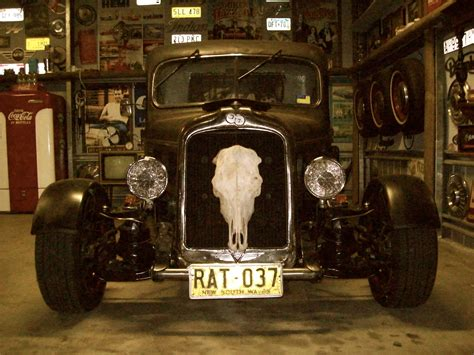 Vintage Home Decor Ideas by Man Cave Shed Rod Rat Rod Muscle Car Garage Youtube