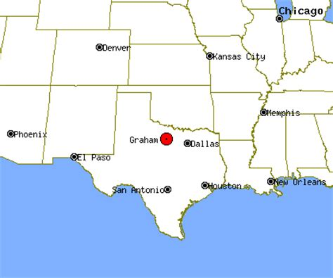 graham texas map graham profile graham tx population crime map