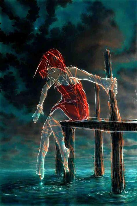 painting kizi deniz kizi manzara resimleri colors avatar