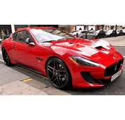 Maserati GranTurismo S Novitec Tridente In London  YouTube