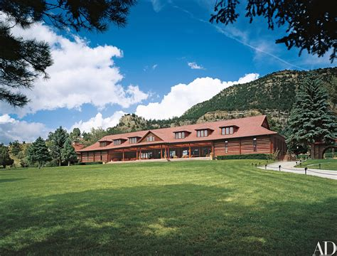 Plantation Style by Ted Turner S Vermejo Park Ranch In New Mexico