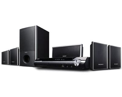 sony dav dz270 dz 270 home theater system 110 220