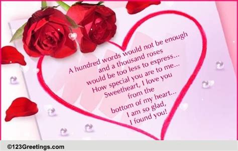 love poems cards free love poems ecards 123 greetings sweetheart love message with card inspiring quotes and