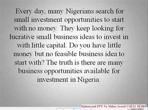Small Home Business Ideas In Nigeria Top 40 Lucrative Businesses In Nigeria Africa This Month