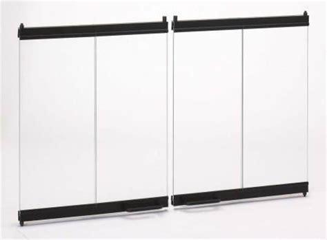 Bi Fold Glass Fireplace Doors by Vdbp36e Vdg36e 00817 Bi Fold Glass Fireplace Doors Dbp36e
