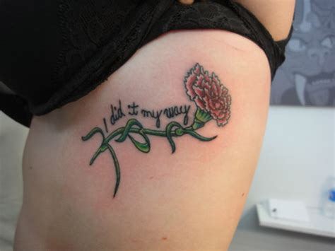 tattoo ideas list carnation tattoos designs ideas and meaning tattoos for you