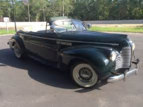 1940 Buick Coupe For Sale 1940 Buick Quot Coupe Quot Convertible 8 Model 50 Series