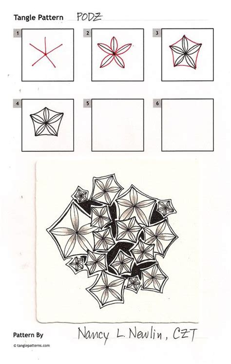 zentangle pattern directory 17 best images about zentangle on pinterest doodle