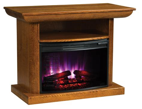 Amish Electric Fireplace Amish Made Electric Fireplace Pin By Hershberger Furniture On Amish Made Electric