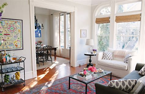 see the artfully eclectic home of a san francisco jewelry