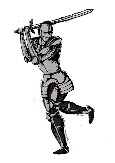 swing knights andward arts medieval knights dramatic poses