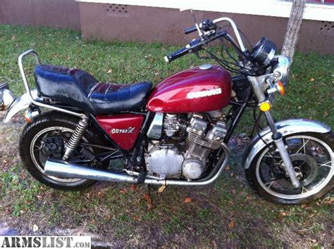 1980 suzuki gs750l armslist for sale trade 1980 gs750l