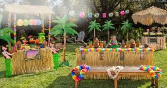 hawaiian themed decorations luau supplies hawaiian luau decorations city