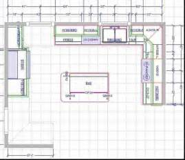 How To Design A Kitchen Floor Plan Kitchen Designs Contemporary Kitchen Design Large Kitchen Floor Plans With Island 12 X 12