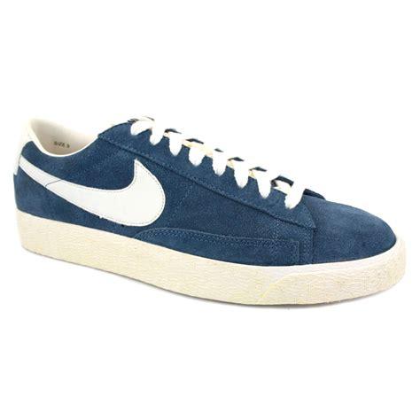 Nike Blazer Nike Blazer Low Premium Vintage 538402 400 Mens Laced