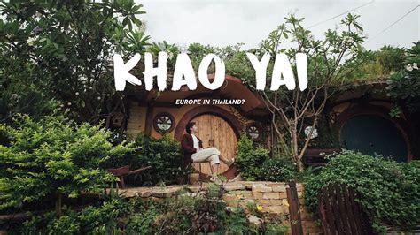 khao yai hobbit house khao yai europe in thailand youtube