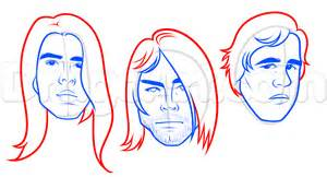 Drawing Nirvana Drawing Tutorial Step By Step Music Pop Culture