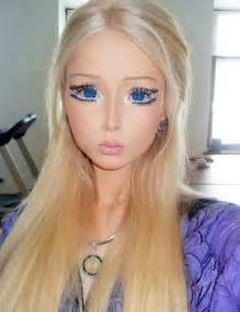 12 photos of the human barbie valeria lukyanova the last one will