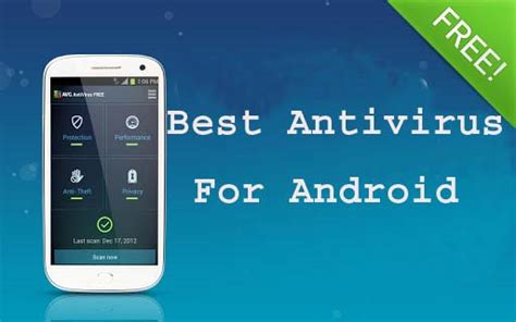 best free antivirus for mobile android top 10 best free antivirus for android device 2017