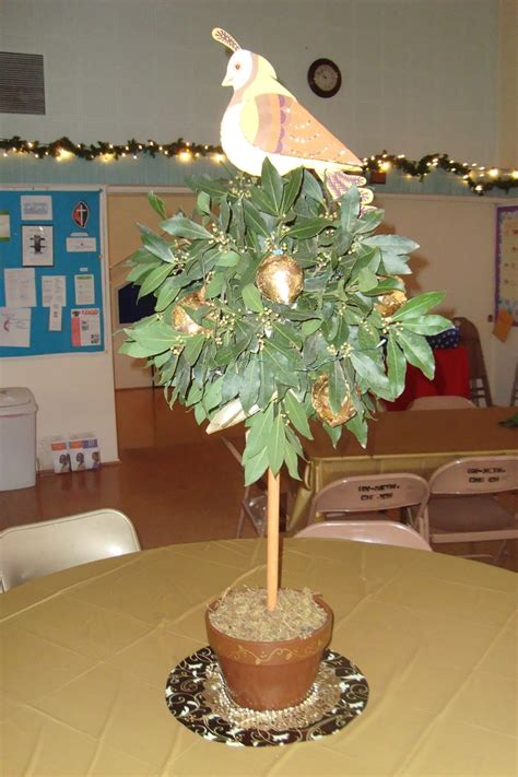 partridge   pear tree christmas centerpieces pinterest trees partridge  pears