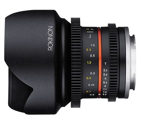 affordable wide angle lens for canon frame affordable filmmaking an overview of rokinon s new wide
