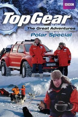 best 4x4 top gear top gear polar special