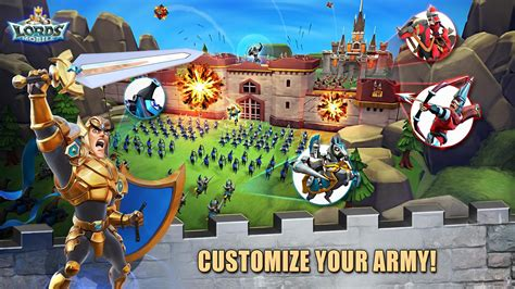 x mod game last version lords mobile mod apk latest version unlimited gems money