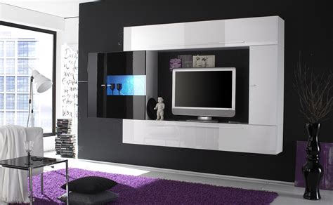 Contemporary Living Room Tv Cabinets Furniture Stunningly Impressive Tv Wall Cabinet Designs