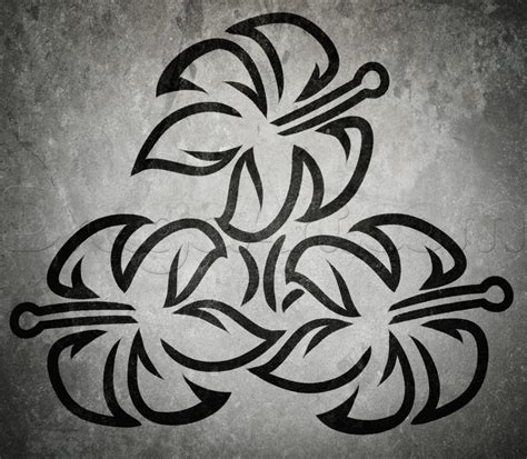 how to draw tribal tattoos step by step how to draw tribal flowers step by step tribal pop