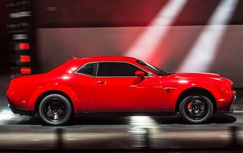 2018 Dodge Challenger SRT Demon, the Strongest Muscle Car
