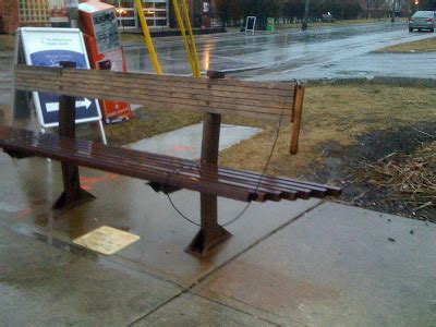 music bench toronto is my town benchmark musical bench and school