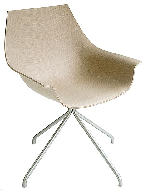 Cox Upholstery by Cox Armchair 4 Legs White Oak By Lapalma