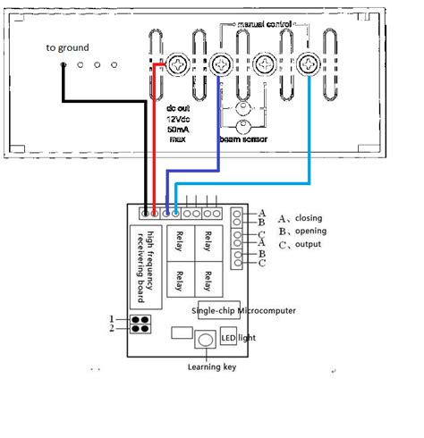 28 garage kit wiring diagram wiring jeffdoedesign