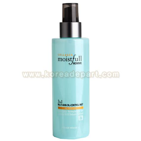 Etude House Collagen Moistfull Mist etude house collagen moistfull homme skin mist for oliy skin type etude house