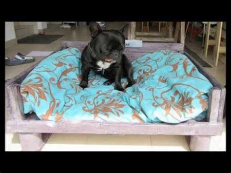 canape en palette canap 233 pour chien en palette