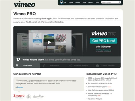 vimeo couch mode vimeo pro couch mode et apple tv