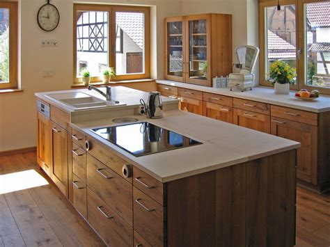 BEST Fresh Quarter Sawn White Oak Kitchen Cabinets #3423